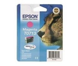 EPSON Cheetah T0713 Magenta Ink Cartridge