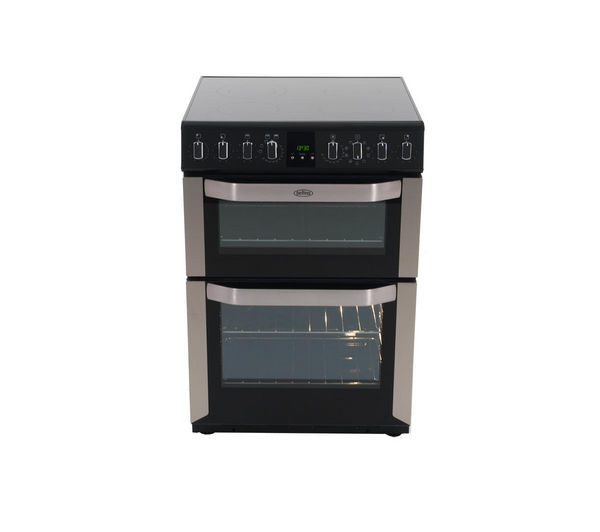 BELLING FSE60MF Electric Ceramic Cooker - Stainless Steel