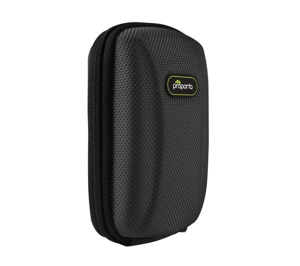 PROPORTA Hard Shell Camera Case - Black