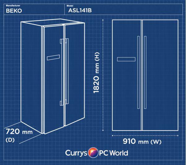 l_10008731_012 buy beko asl141b american style fridge freezer black free beko fridge freezer wiring diagram at edmiracle.co