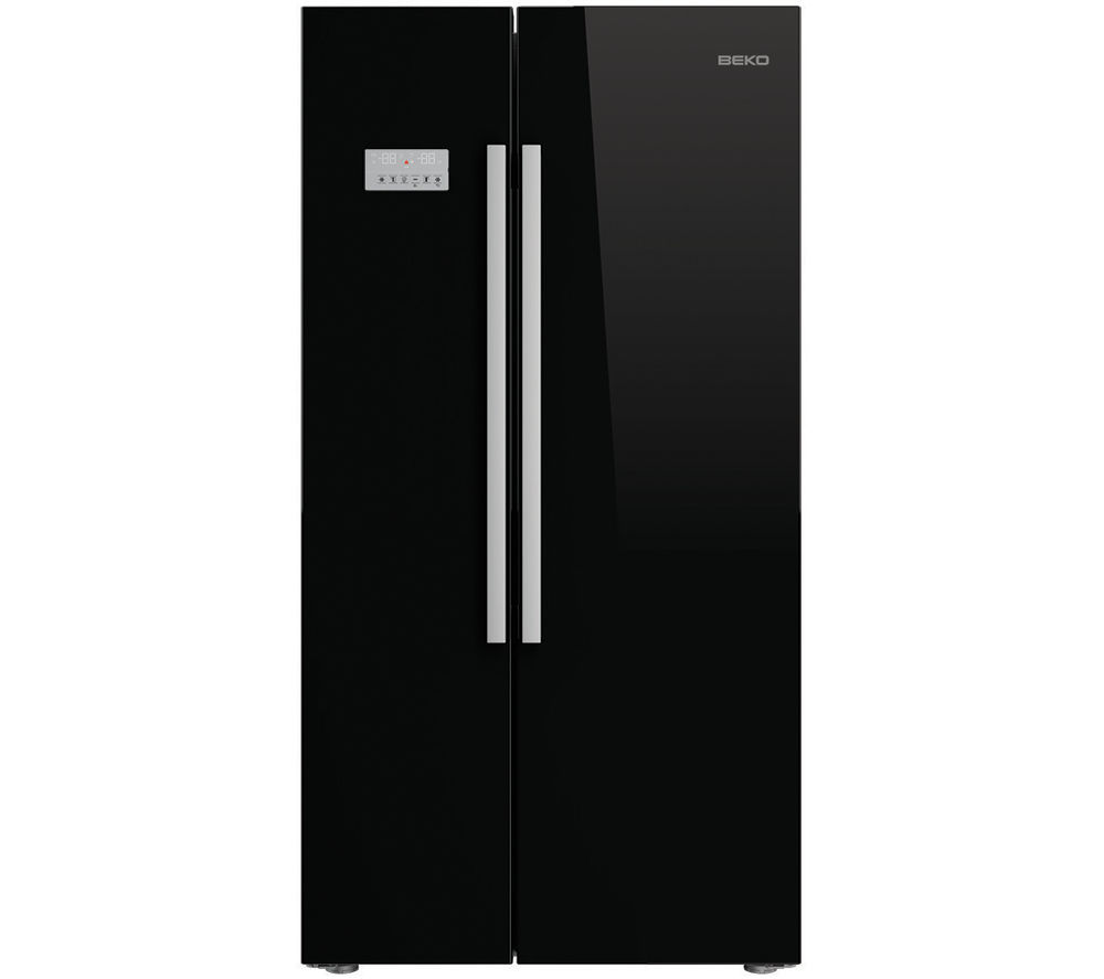Compare retail prices of Beko ASL141B American-Style Fridge Freezer to get the best deal online