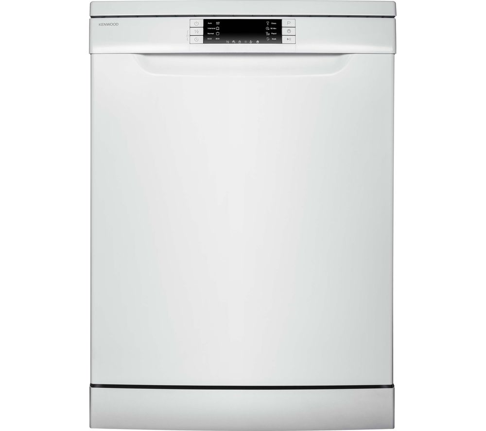 Compare prices for Kenwood KDW60W15 Full-size Dishwasher