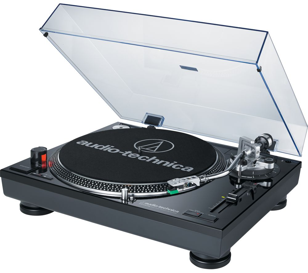 AUDIO TECHNICA AT-LP120USB Direct Drive Turntable