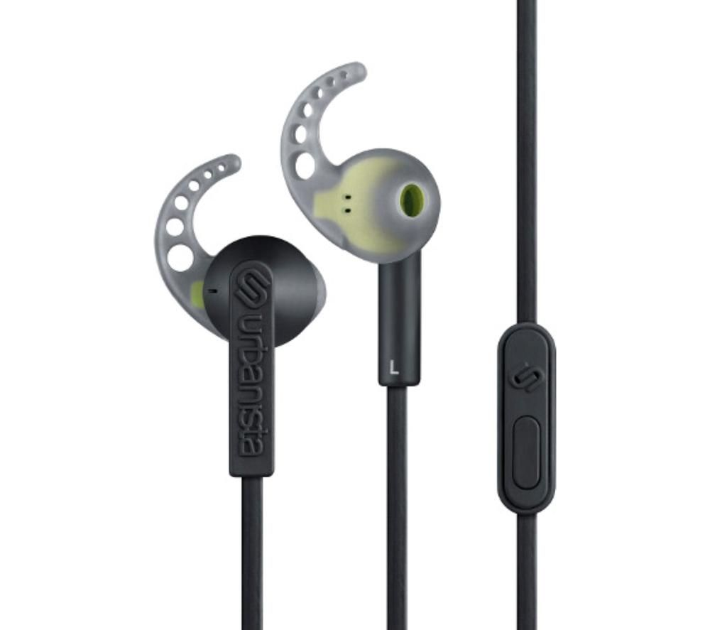 URBANISTA Rio Headphones - Black