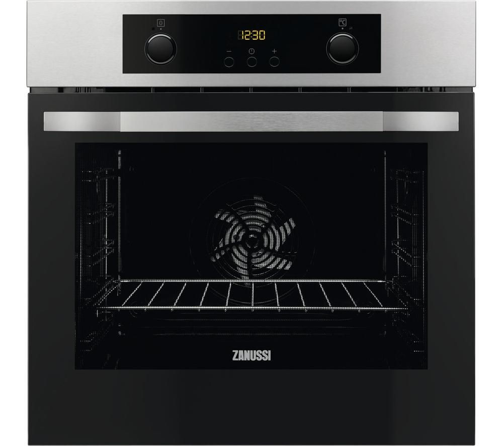 ZANUSSI ZOP37902BA Electric Oven - Stainless Steel