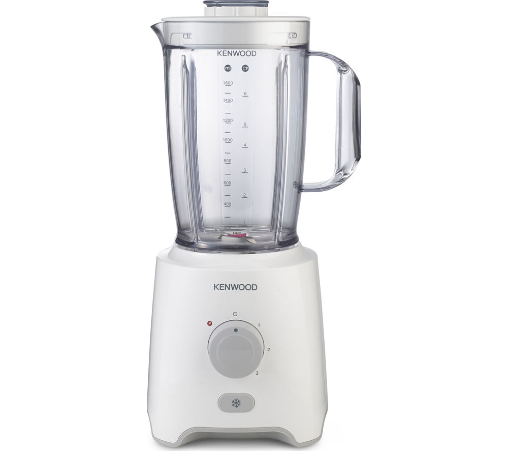 KENWOOD BLP400WH Blender - White, White