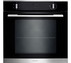 RANGEMASTER RMB605BL/SS Electric Oven - Black