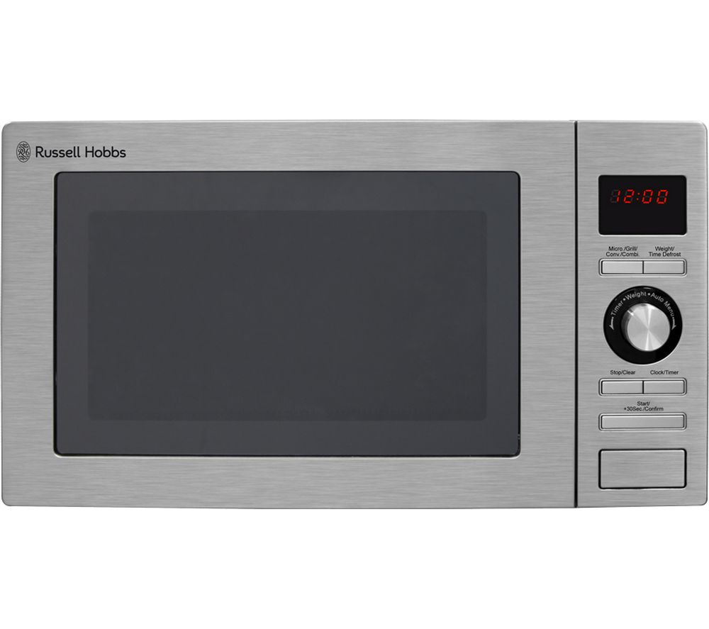RUSSELL HOBBS RHM2572CG Combination Microwave - Stainless Steel