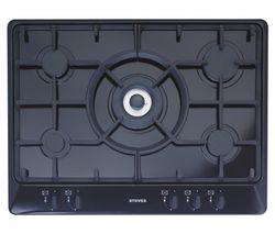 STOVES ST SGH700C BLK Gas Hob - Black