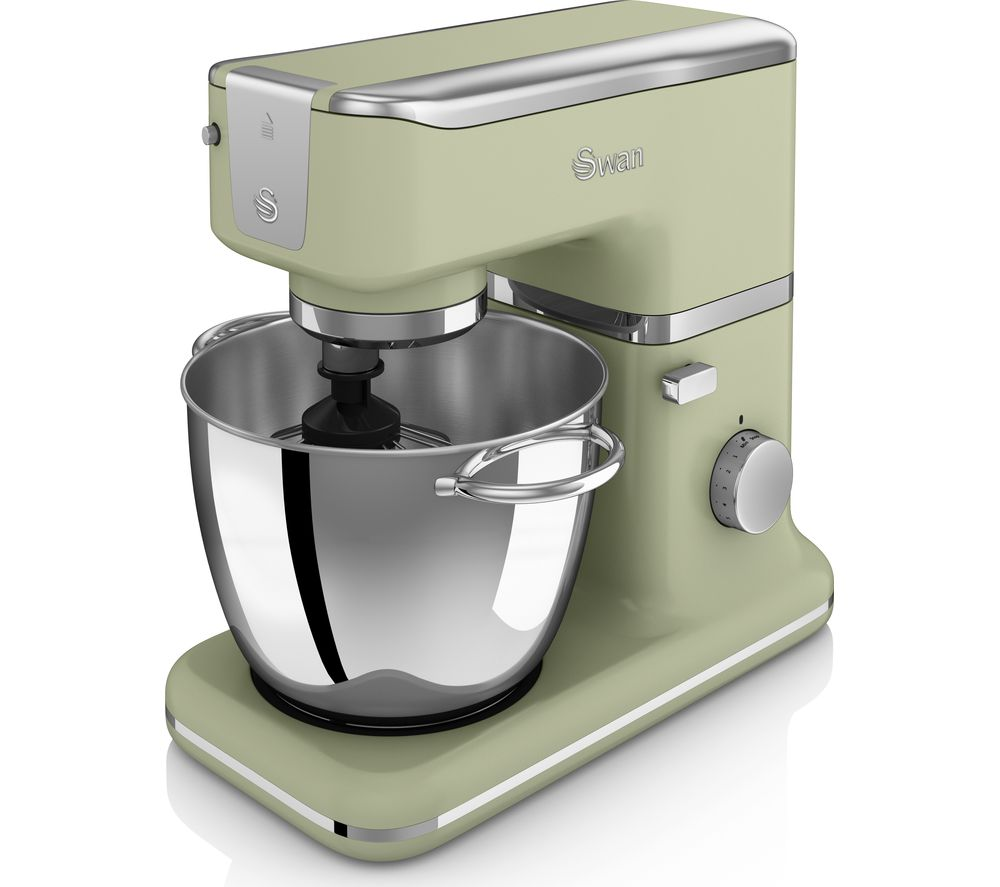 SWAN Retro SP21010BLN Stand Mixer - Green