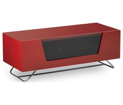 ALPHASON Chromium 2 1000 TV Stand - Red