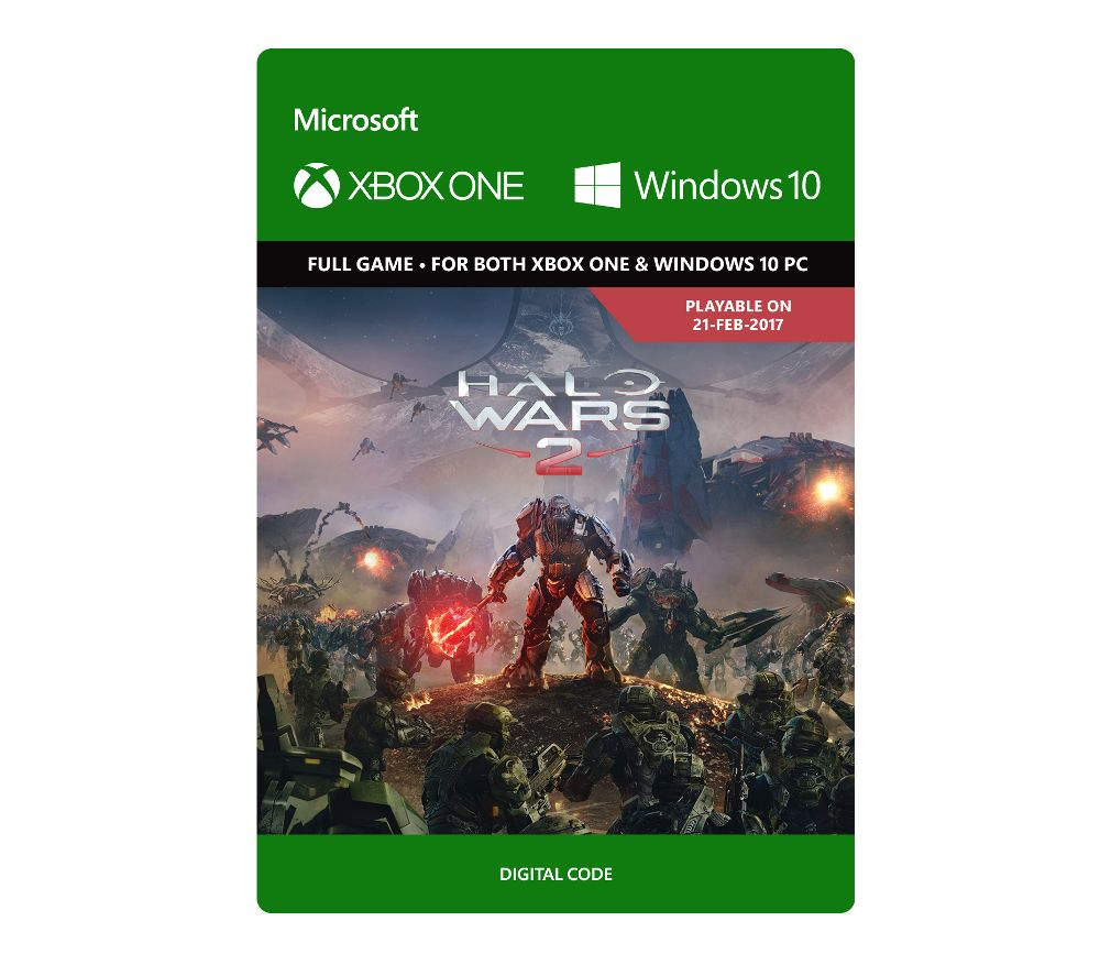 Compare prices for Microsoft Halo Wars 2
