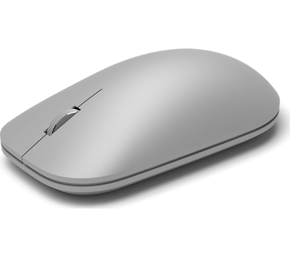 MICROSOFT Surface Wireless BlueTrack Mouse - Silver