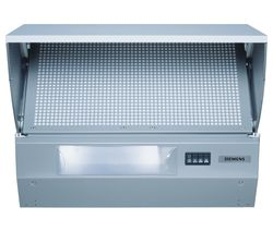 SIEMENS LE64130GB Integrated Cooker Hood - Silver
