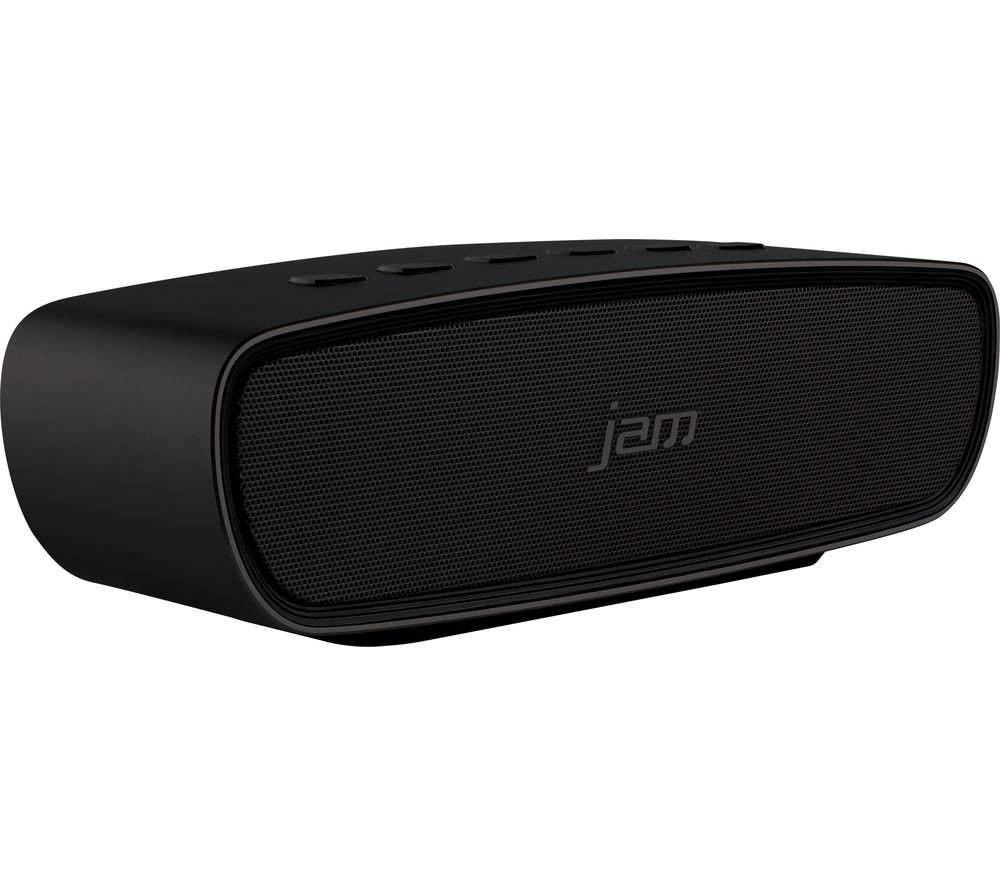 Compare prices for Jam Heavy Metal HX-P920BK-EU Portable Bluetooth Wireless Speaker