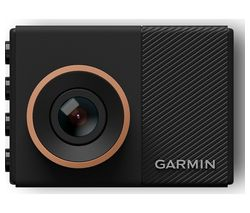 GARMIN 55 Quad HD Dash Cam - Black