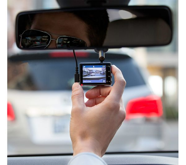 Smart Buy Auto >> Buy GARMIN 55 Dash Cam - Black   Free Delivery   Currys