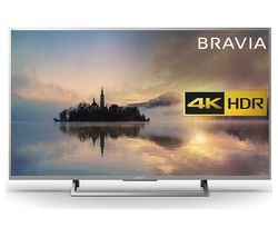 "SONY BRAVIA KD43XE7073 43"" Smart 4K Ultra HD HDR LED TV"