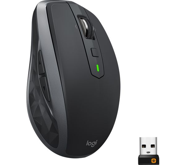 f4a059ee215 An image of LOGITECH MX Anywhere 2S Wireless Darkfield Mouse - Graphite