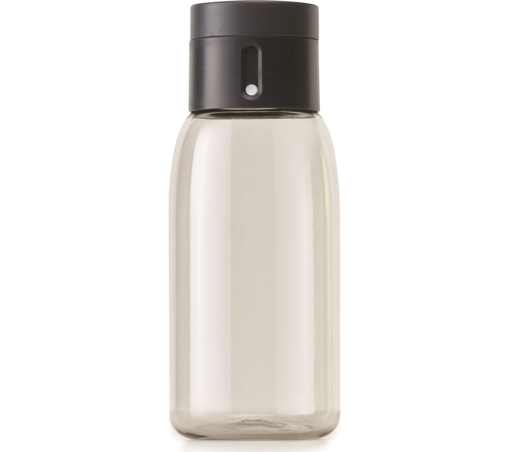JOSEPH JOSEPH Dot Hydration Tracking 400 ml Water Bottle - Grey