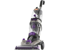 VAX Rapid Power Advance ECJPAV1 Carpet Cleaner - Purple & Silver