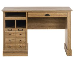 TEKNIK Scribed 5414836 Desk - Oak