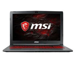 "MSI GV62 7RD 1451 15.6"" Gaming Laptop - Black"
