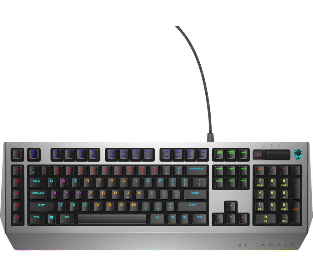 ALIENWARE AW768 Pro Mechanical Gaming Keyboard