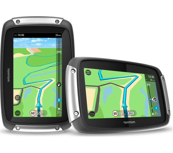 buy tomtom rider 42 motorcycle 4 3 sat nav western europe maps free delivery currys. Black Bedroom Furniture Sets. Home Design Ideas