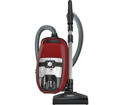 MIELE Blizzard CX1 Cat & Dog Cylinder Bagless Vacuum Cleaner - Red