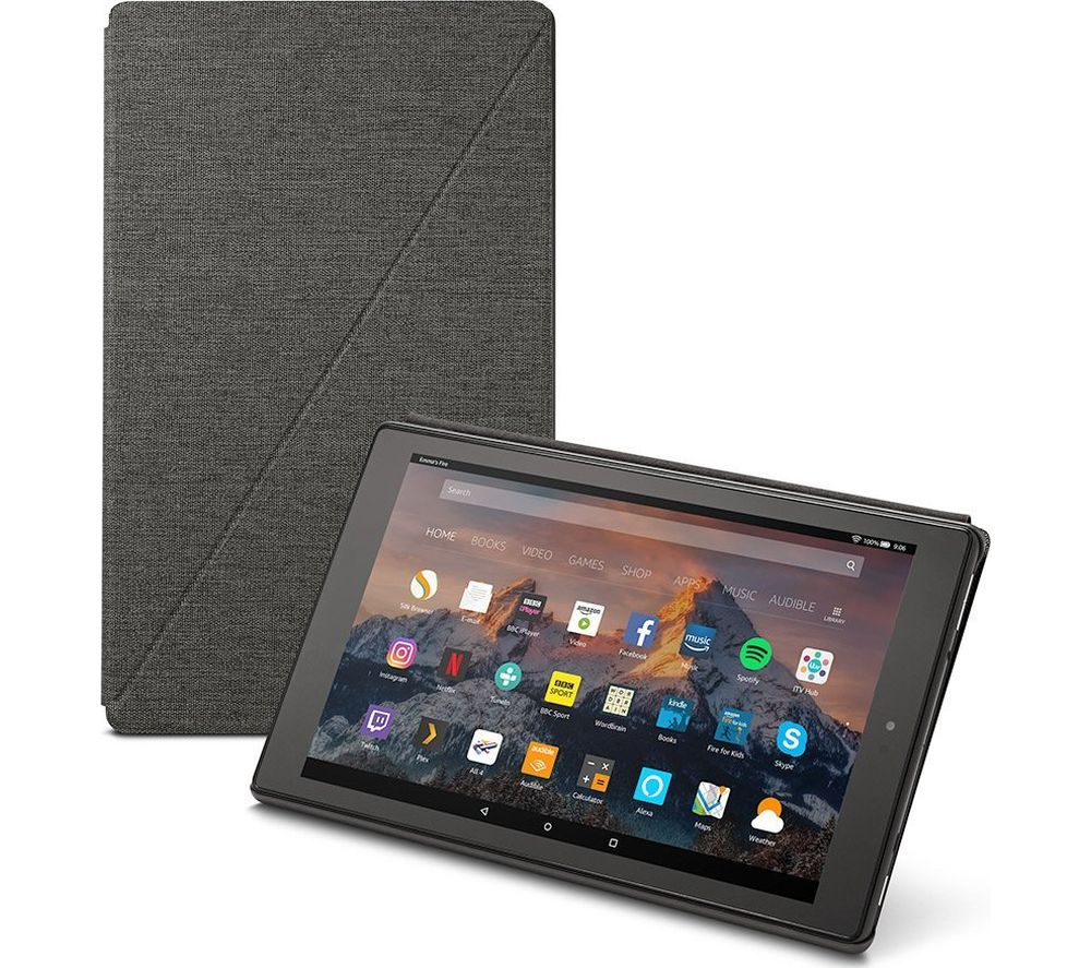 Buy AMAZON Fire HD 10 Kids Edition Tablet (2018) - 32 GB, Blue