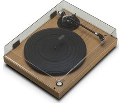 ROBERTS RT100 Turntable - Natural Wood