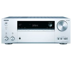 ONKYO TX-NR676 7.2 Wireless Network AV Receiver - Silver