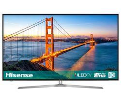 "HISENSE H55U7AUK 55"" Smart 4K Ultra HD HDR LED TV"