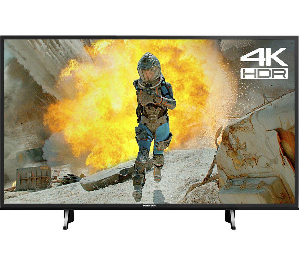 "PANASONIC TX-43FX600B 43"" Smart 4K Ultra HD HDR LED TV"