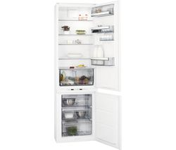 AEG SCE8191VTS Integrated 70/30 Fridge Freezer