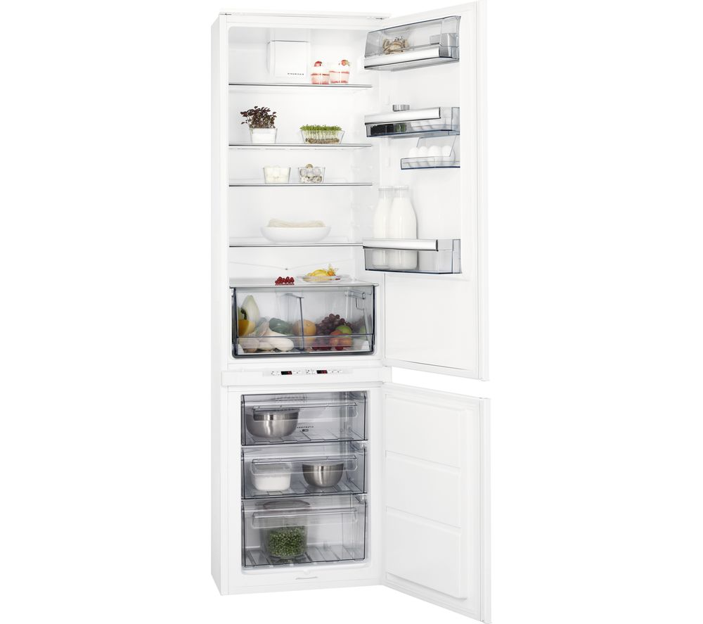 Image of AEG SCE8191VTS Integrated 70/30 Fridge Freezer
