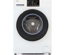 HAIER HW70-14829 7 kg 1400 Spin Washing Machine - White