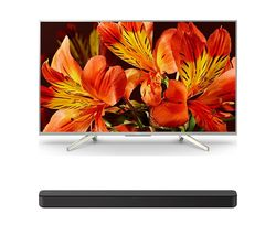 "SONY BRAVIA KD49XF8577SU 49"" Smart 4K Ultra HD HDR LED TV"