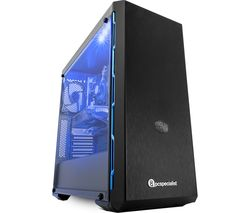 PC SPECIALIST Vortex Minerva Elite Intel® Core™ i5 GTX 1050 Ti Gaming PC - 1 TB HDD & 120 GB SSD