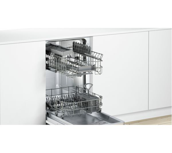 BOSCH Serie 2 SPV25CX00G Slimline Fully Integrated Dishwasher
