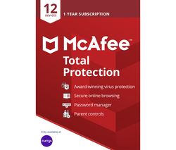 Total Protection 2019 - 1 year for 12 devices