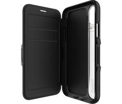 GEAR4 Oxford iPhone XR Case - Black