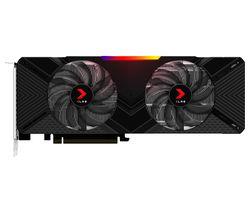 PNY GeForce RTX 2080 8 GB XLR8 GAMING DUAL FAN OC Graphics Card