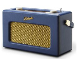 ROBERTS Revival iSTREAM3 Portable DAB+/FM Retro Smart Bluetooth Radio - Blue