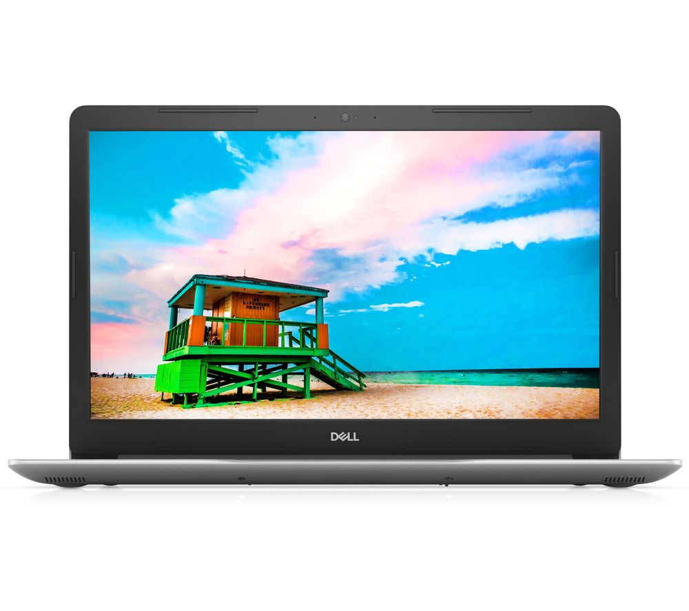 "DELL Inspiron 17 3000 17.3"" Intel® Core™ i5 Laptop - 1 TB HDD & 128 GB SSD, Silver"