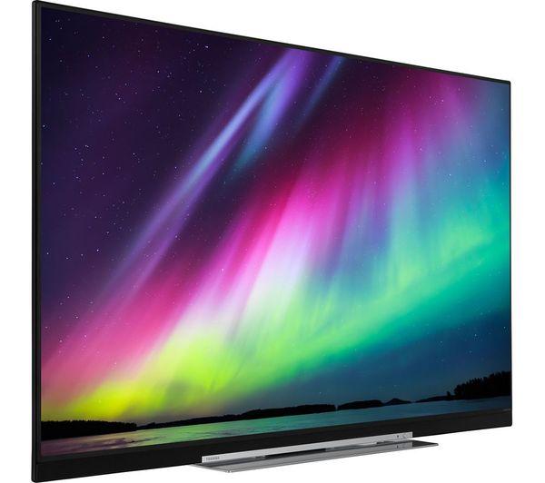 Buy Toshiba 55u7863db 55 U0026quot  Smart 4k Ultra Hd Hdr Led Tv