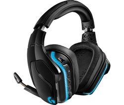 G935 Wireless 7.1 Gaming Headset - Black