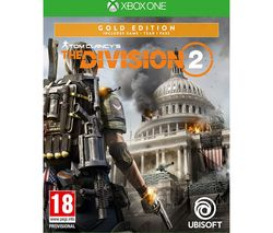 XBOX ONE Tom Clancy's The Division 2 - Gold Edition