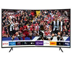 "UE55RU7300KXXU 55"" Smart 4K Ultra HD HDR Curved LED TV"
